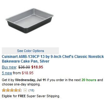 Classic baking pans