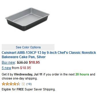 Classic baking pans