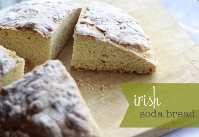 Calico skies: My Grandma's Irish Soda Bread Recipe