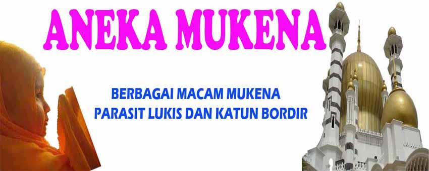 Aneka Mukena Parasit