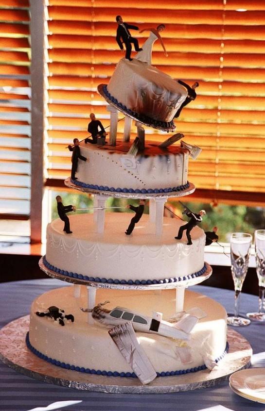 cadeau d'anniversaire: les gâteaux d'anniversaire les plus fous !