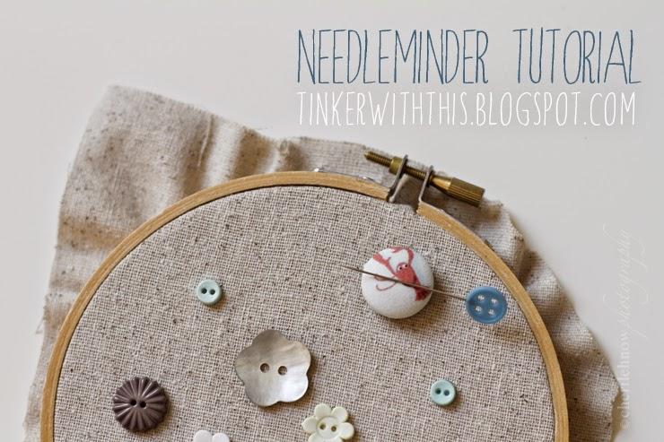 Needle Minder