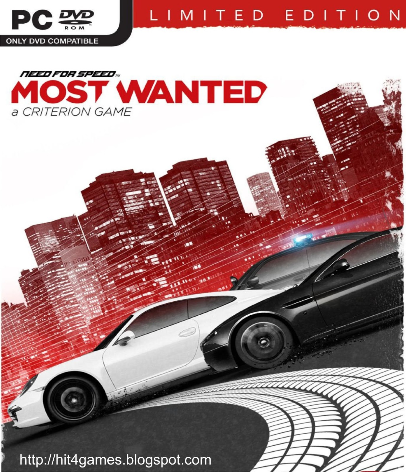 Need For Speed Most Wanted 2 PC