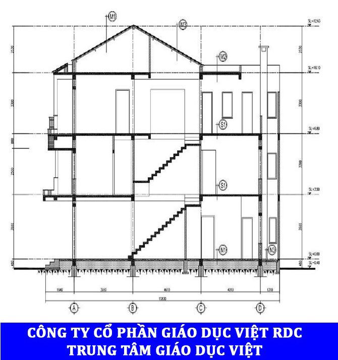 Đào tạo đọc bản vẽ xây dựng - giao thông - thủy lợi - Điện (ME) - Đăng ký khóa học: 0945.827.780 - 0965.827.780