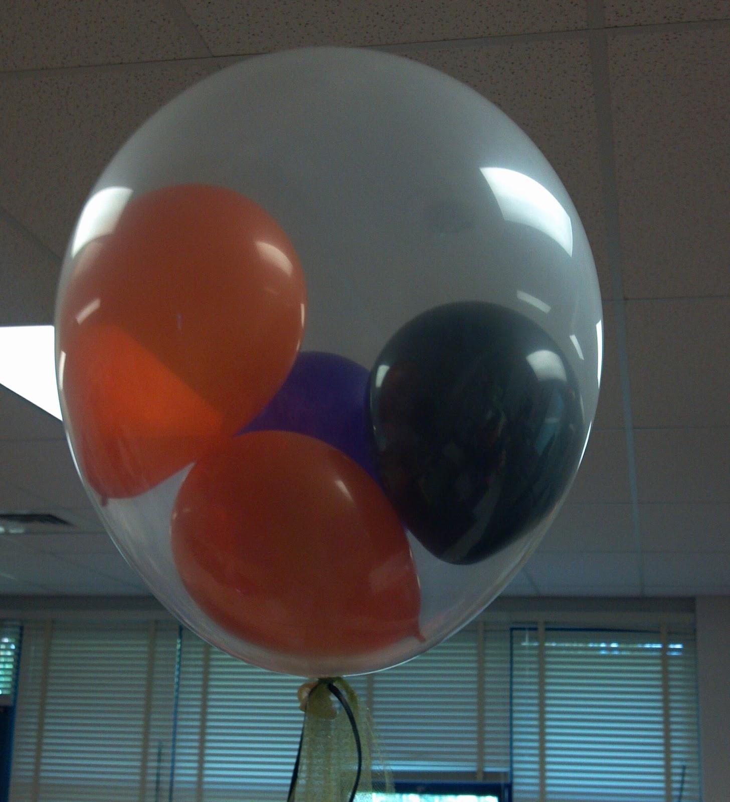 Balloons Inside Balloon