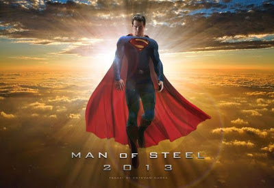 Superman Man of Steel - cine series y tv