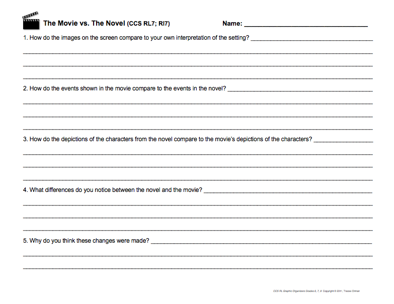 Classroom Freebies Common Core ELA Worksheet – Common Core Reading Worksheets