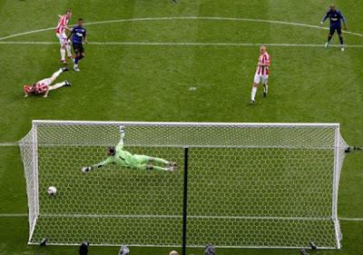 Stoke City 1 - 1 Manchester United (3)