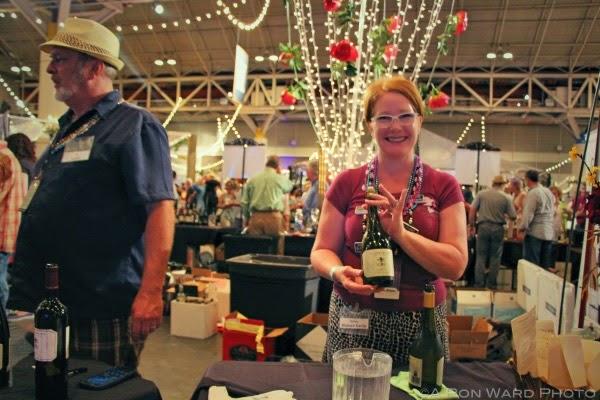 NOWFE 2015 Clarksburg Wine Company