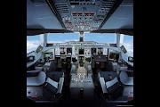 Airbus A380 Cockpit (airbus cockpit )