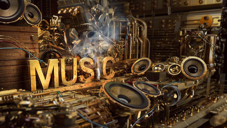 Müzik Music Arkaplan Wallpaper