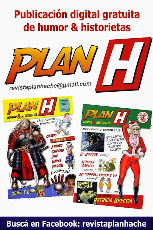 PLAN H en facebook