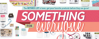 Stampin Up UK Retired Product Lists - Valid until 1 July 2013 - get your supplies before then by emailing bekka@feeling-crafty.co.uk