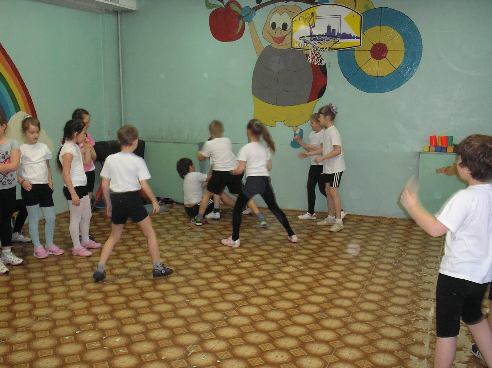 Вакансии преподавателя физкультуры в сш москвы
