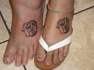 Mother daughter matching tattoos matching tattoos for Cute matching tattoos for mother and daughter