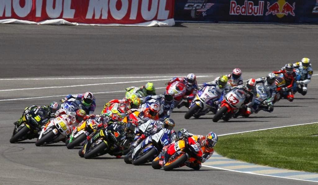 MotoGP Terbaru di Austin Amerika 14 April 2014