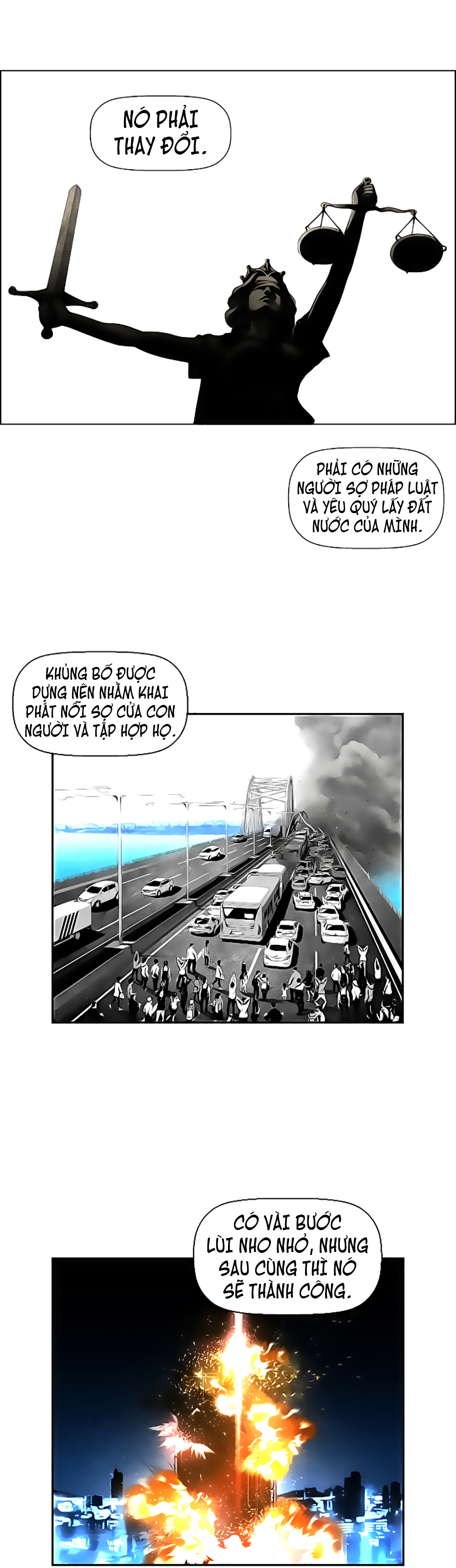 Terror Man - Kẻ Khủng Bố Chapter 40 - Hamtruyen.vn