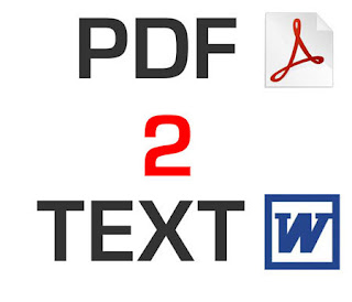 How To Convert PDF Text File into an Editable Word 2013 Document