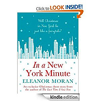 FREE: In a New York Minute a romance by Eleanor Moran (242 reviews)