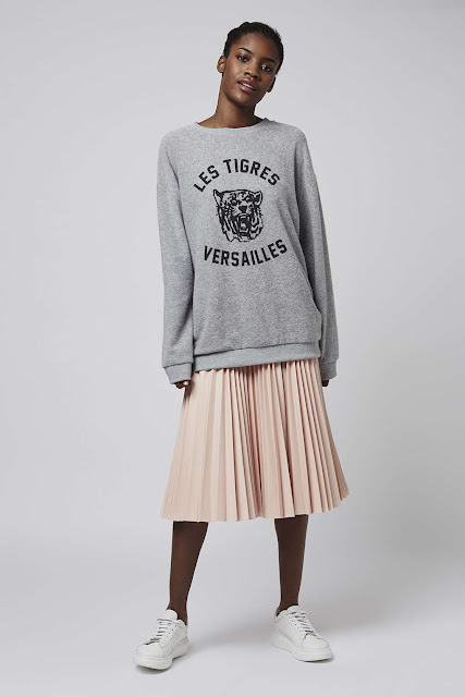 pink faux leather pleated skirt, topshop pink pleated skirt,