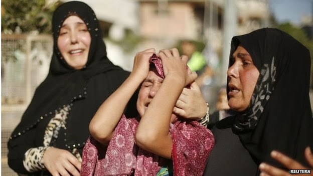 Opinion: If Gaza's Dead Were America's Dead