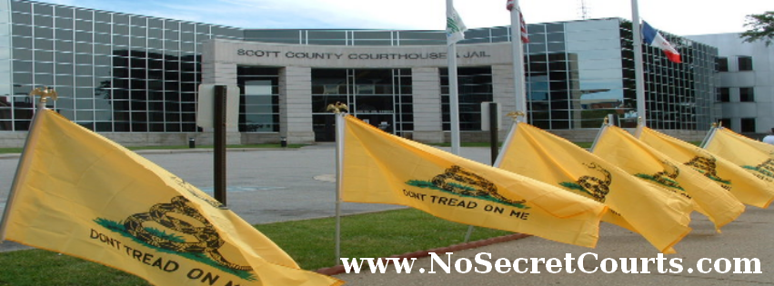 No Secret Courts