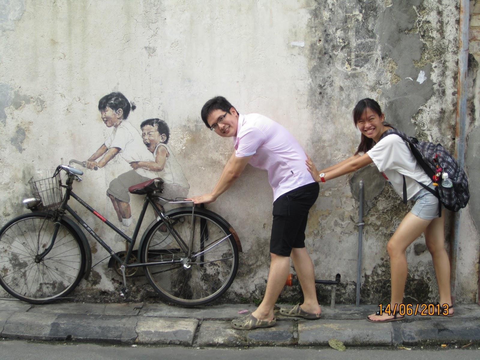 Penang Murals Street Art And Heritage Walk Celine 39 S World