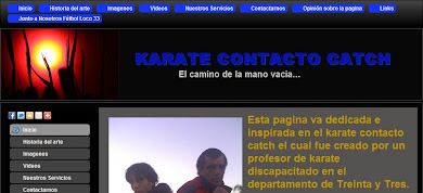 Karate Contacto Catch