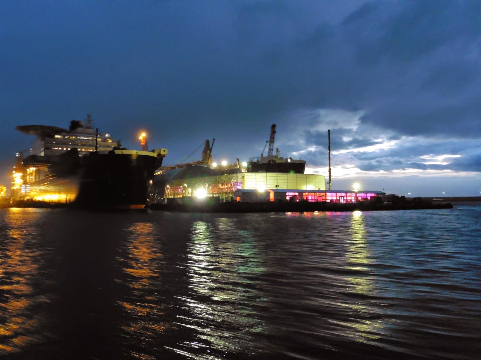 grootste offshore schepen ter wereld