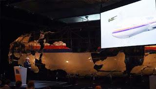 MH17 ditembak peluru berpandu BUK Russia