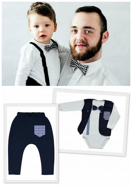 w co ubrać dziecko na święta