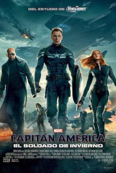 Capitán América: El Soldado de Invierno [2014] [NTSC/DVDR-Custom HD] Ingles, Subtitulos Español Latino