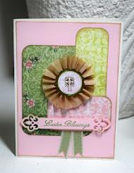 April's Featured Card Designer!
