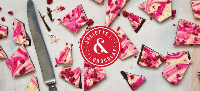Croquants Juliette et Chocolat