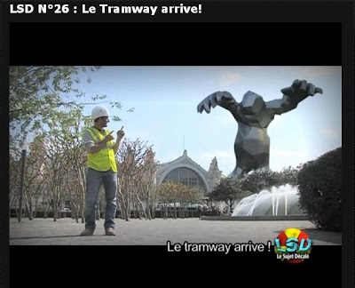 gare de Tours / projet ilot Vinci : la tour Le Monstre