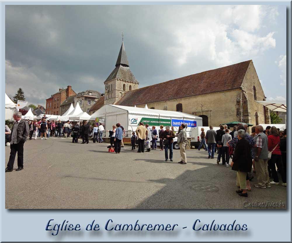 Eglise de Cambremer