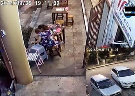 Video Ragut Di Johor Bahru Viral