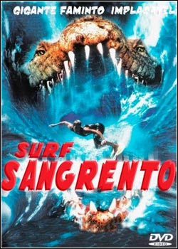 Download - Surf Sangrento DVDRip - AVI - Dublado