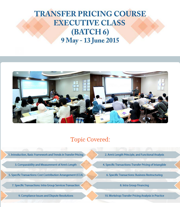 Info DDTC Training Centre