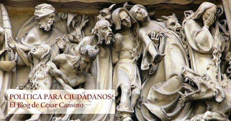 POLITICA PARA CIUDADANOS/El blog de César Cansino