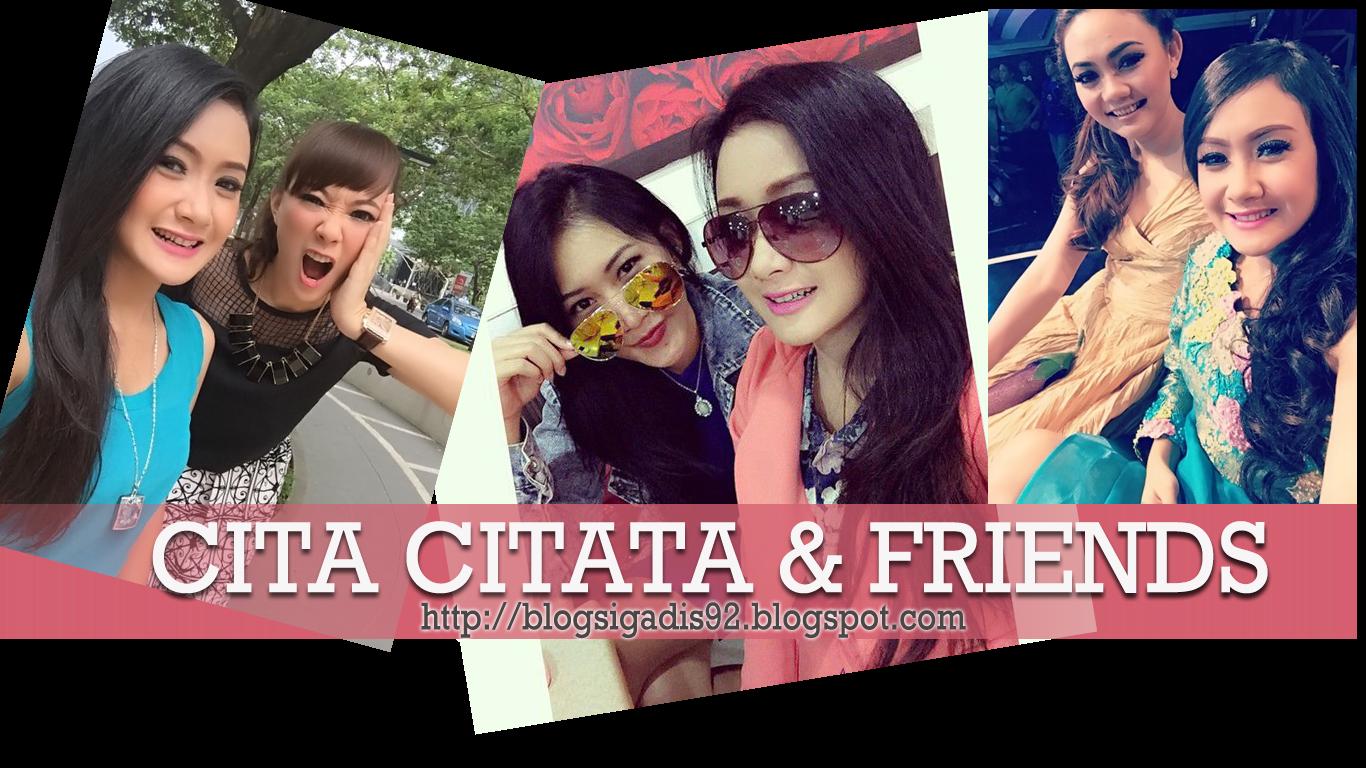 Foto Hot Cita Citata Aksi Selfie Bareng Deretan Artis-artis