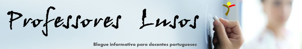 PROFESSORES LUSOS