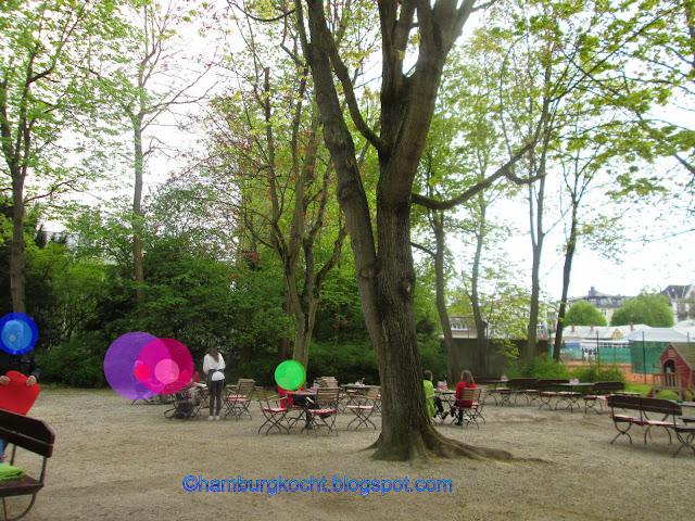 Cafe Im Kurpark Brunch Bad Homburg