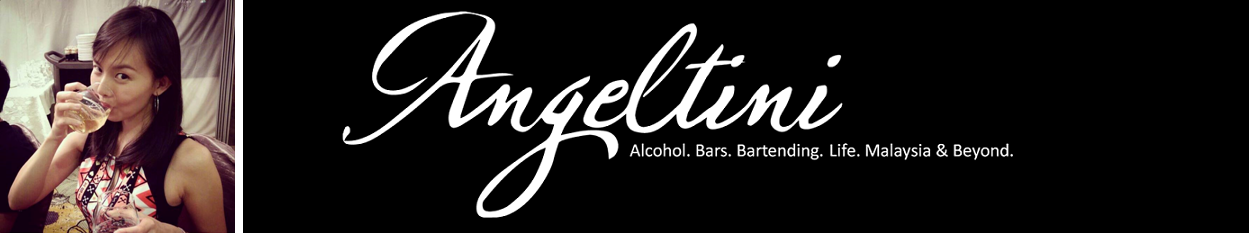 Angeltini - The Booze Blog