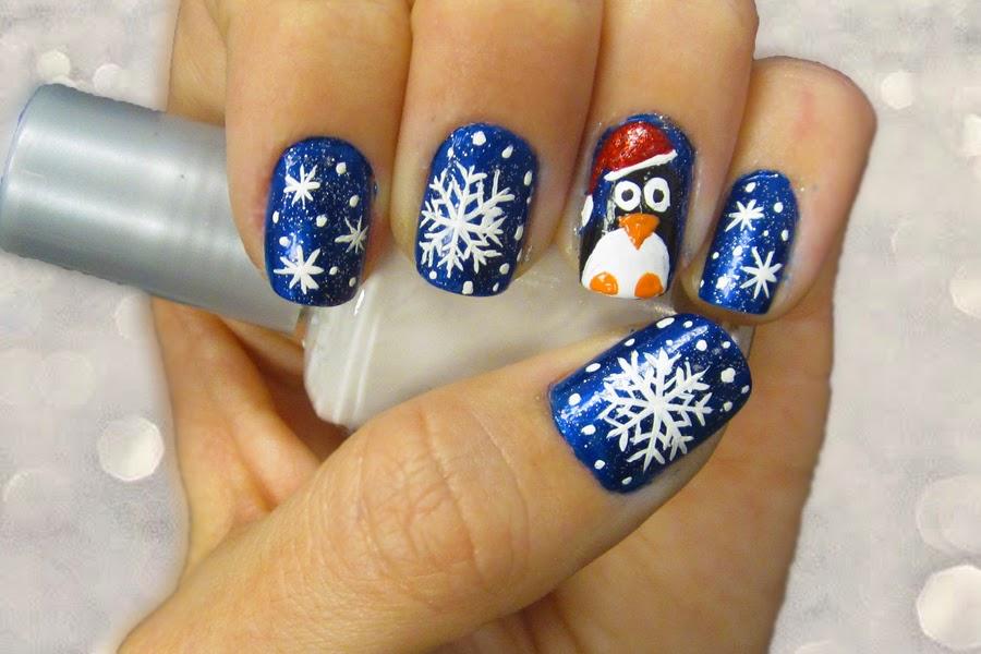 Christmas Nail Art Inspiration || Blogmas Day 24 | Beauty Billboard