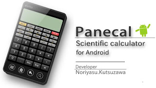 Panecal Scientific calculator 1.8.x apk - Calc Scientifique pour android