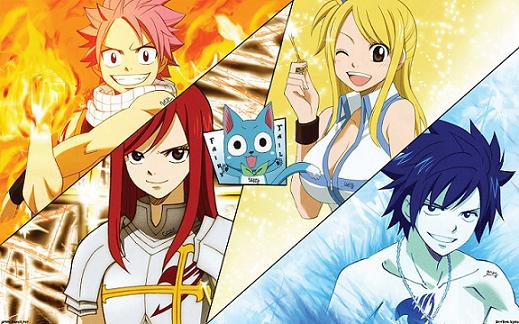 Fairy Tail Episode 4 English Subbed