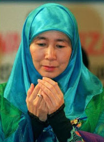 DATIN SERI WAN AZIZAH WAN ISMAIL