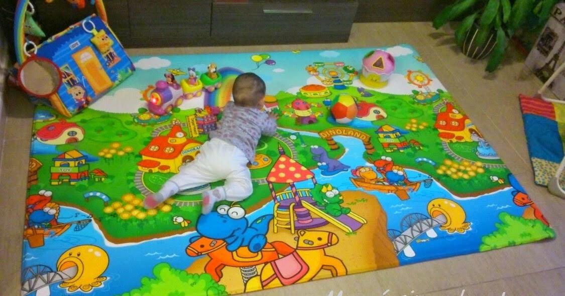 Mam sin cobertura alfombra para jugar y gatear for Ya encontre piso