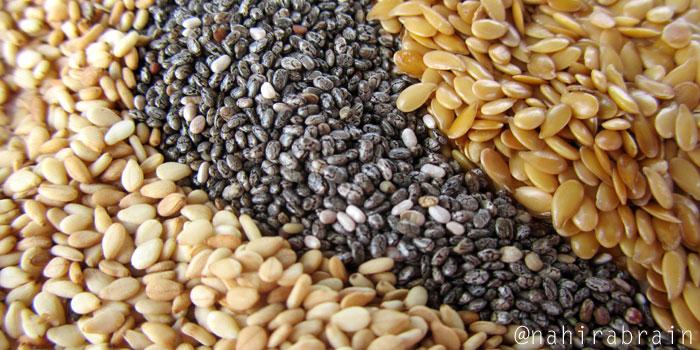 Beneficios semillas, propiedades semillas, curiosidades semillas